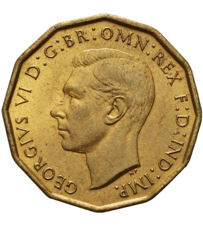 Wielka Brytania 3 pensy 1948
