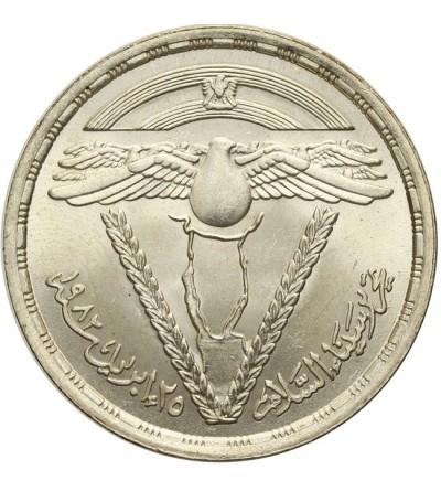 Egipt 1 pound (funt) 1983