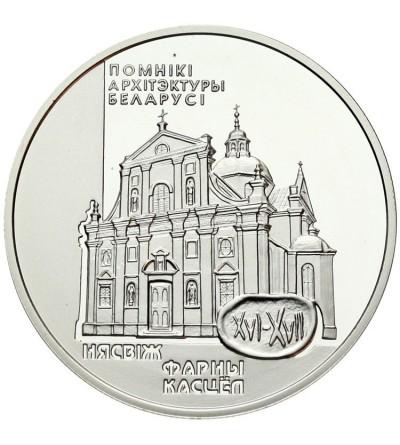Belarus 20 Roubles 2004, Church in Neswizh