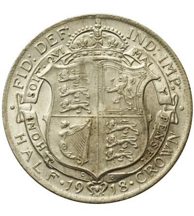 Great Britain 1/2 Crown 1937