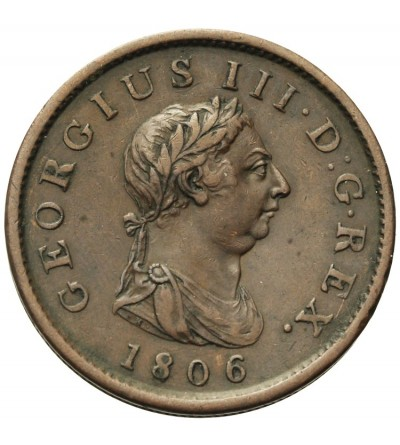 Great Britain Penny 1806