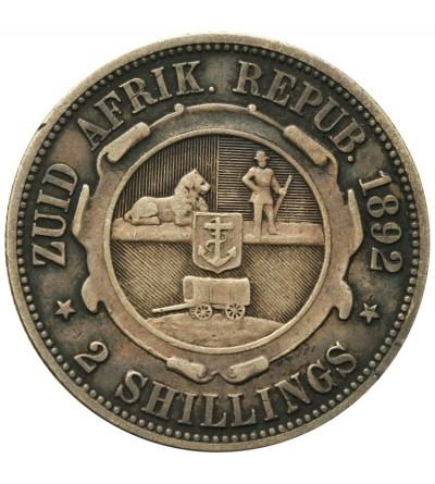 RPA 2 Shillings 1892