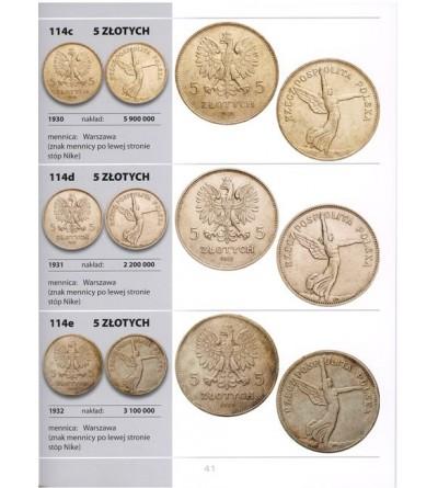Katalog monet Rzeczpospolitej Polskiej 1919 - 1939