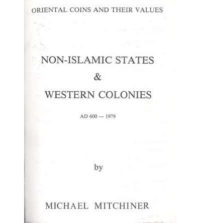 Non Islamic States & Western Colonies AD 600 - 1979
