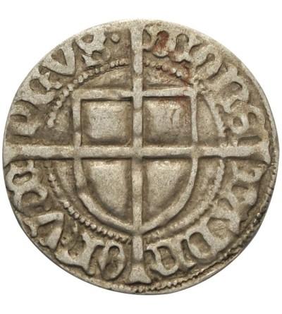 Zakon Krzyżacki, grosz, Królewiec, Jan von Tiefen 1489-1497