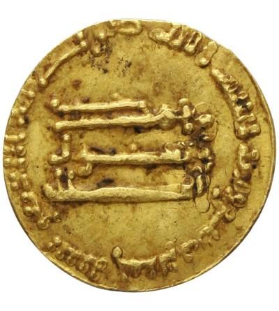 Abbasydzi złoty dinar 769 / 70