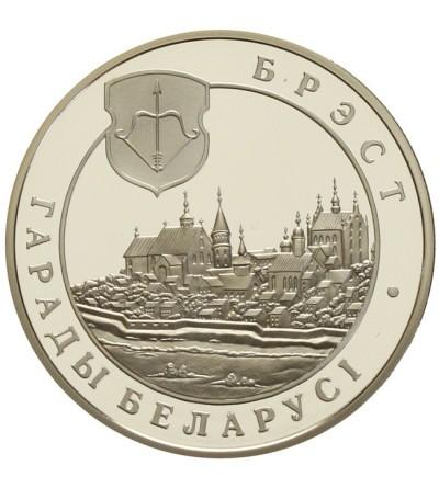 Białoruś rubel 2005 Brześć