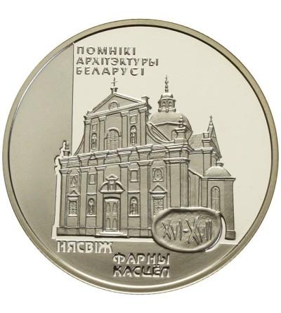 Białoruś rubel 2005, Kościół Farny w Nieświeżu