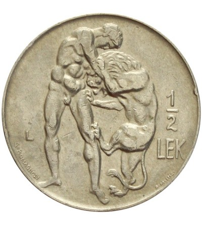 Albania 1/2 lek 1931