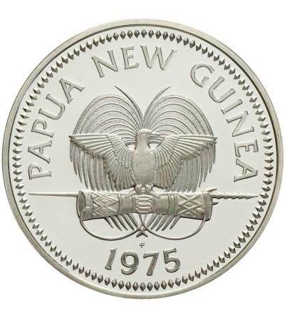 Papua Nowa Gwinea 10 kina 1975