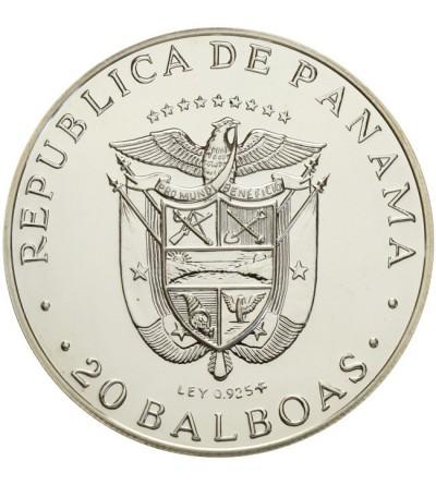 Panama 20 balboa 1977