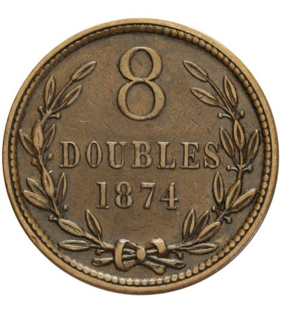 Guernsey 8 doubles 1974