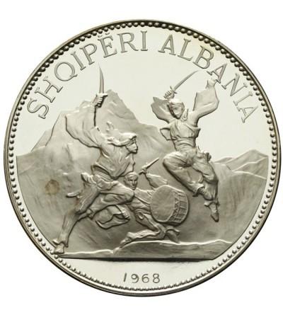 Albania 25 leke 1968