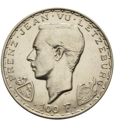 Luksemburg 100 franków 1946