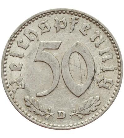 50 fenigów 1944 D