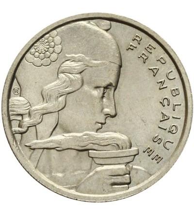 Francja 100 franków 1955