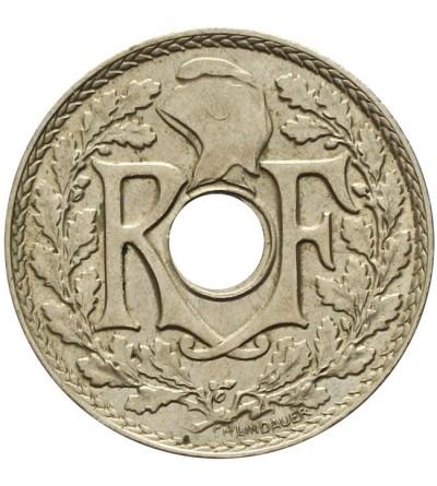 Francja 25 centimes 1920