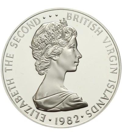 Brytyjskie Wyspy Dziewicze 1 dolar 1982