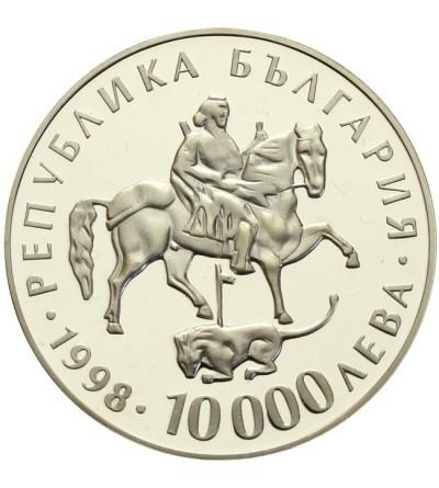 Bułgaria 10000 lewa 1998