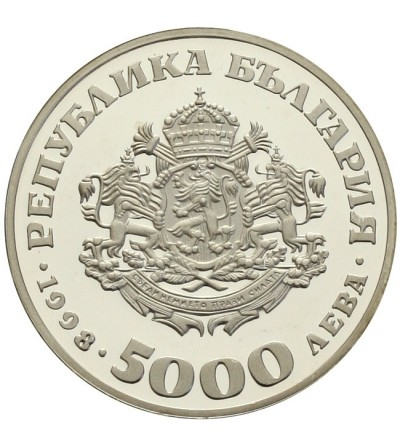 Bułgaria 5000 lewa 1998