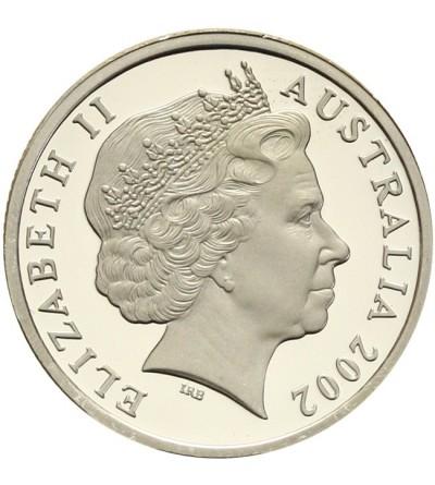 Australia 1 dolar 2002