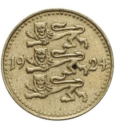 Estonia 1 marka 1924