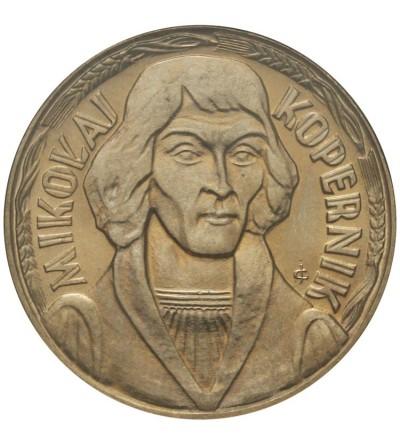 PRL 10 złotych 1967, Kopernik, GCN MS65