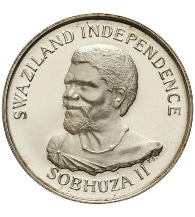 Suazi 50 centów 1968