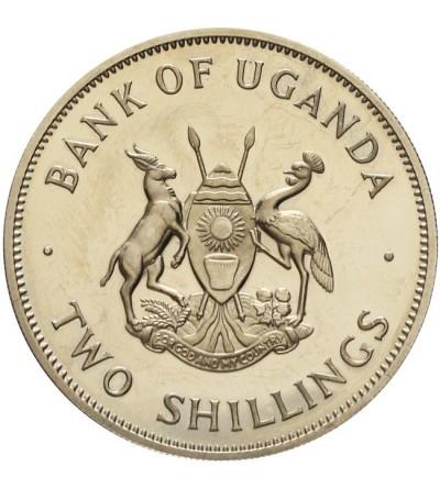 Uganda 2 szylingi 1966