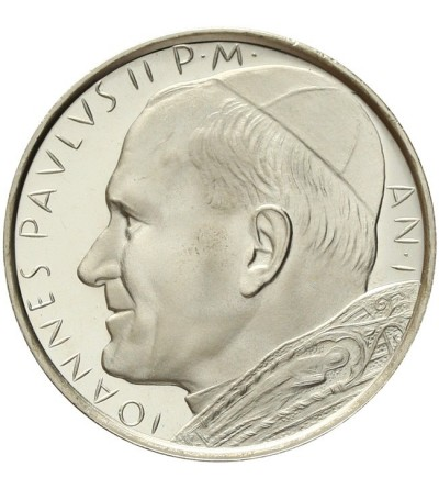 Watykan 500 lire 1979, Jan Paweł II