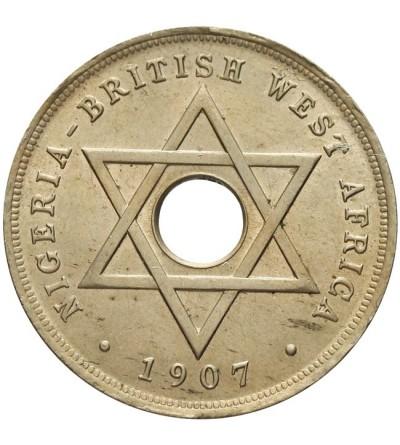 Brytyjska Afryka Zachodnia 1 penny 1907