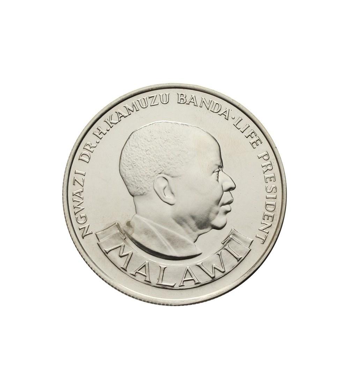 Malawi 10 kwacha 1974