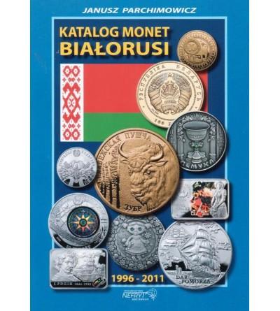 Katalog monet Białorusi - J. Parchimowicz