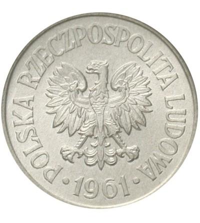 PRL 10 groszy 1961, GCN MS 67