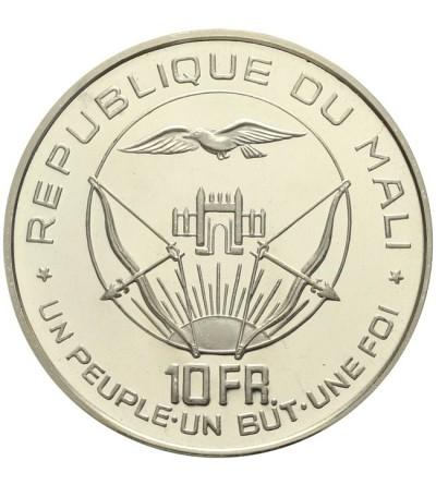 Mali 10 francs 1960