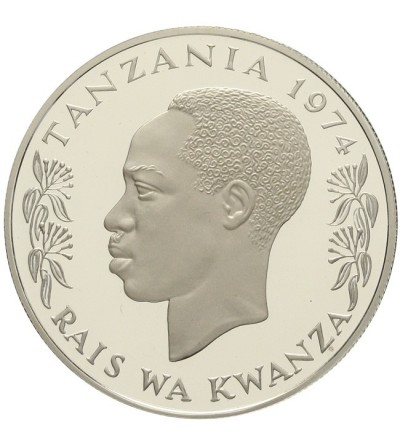 Tanzania 50 szylingów 1974