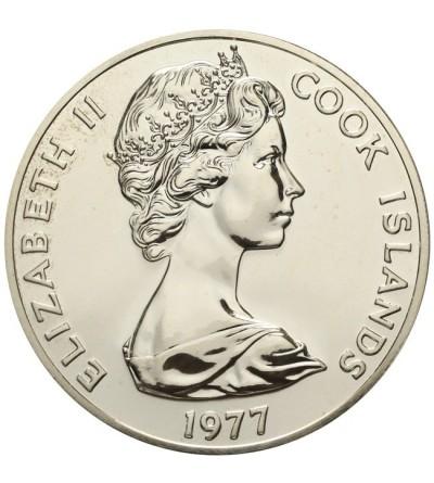 Cook Islands 25 dollars 1977
