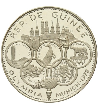 Gwinea 500 franków 1969