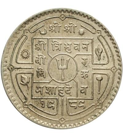 Nepal rupee 1932