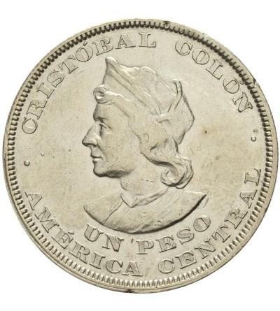 Salwador 1 peso 1893
