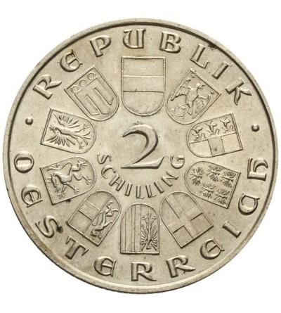 Austria 2 szylingi 1932