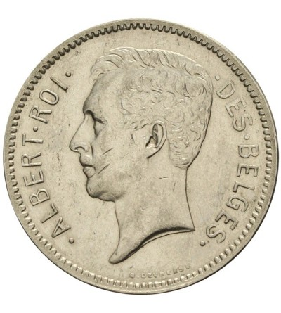 Belgia 5 franków 1932