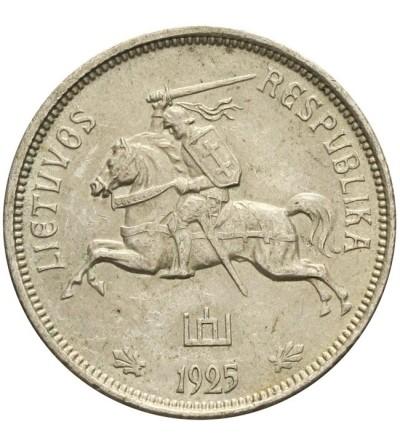 Litwa 5 litów 1925