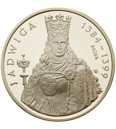 1.000 złotych 1988, Jadwiga - próba