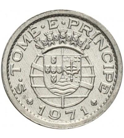 Wyspa Św. Tomasz 10 centavos 1971
