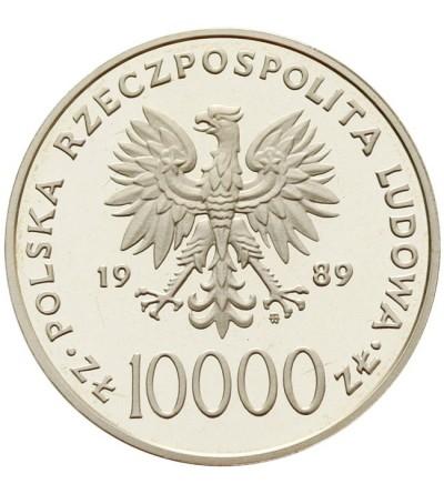 10.000 złotych 1989, Jan Paweł II