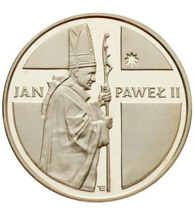 10.000 złotych 1989, Jan Paweł II - Pastorał