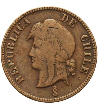 Chile 2 1/2 centavos 1895