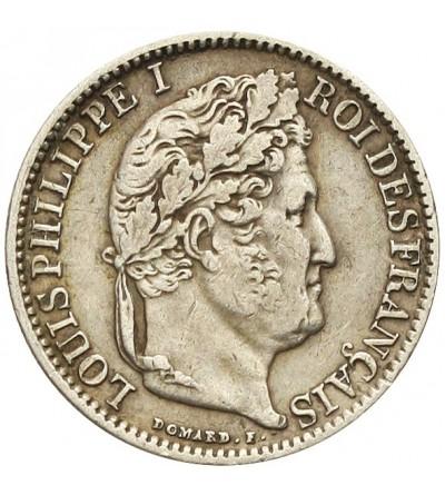 Francja 50 centimes 1846 A