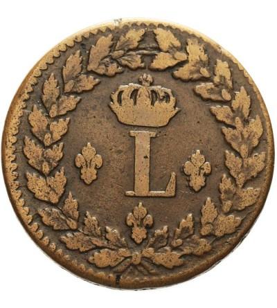 Francja decime 1815, Strasburg